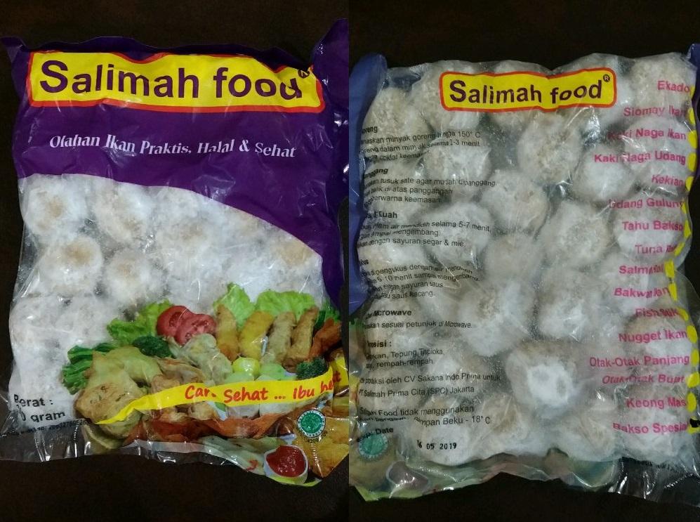 Bakso Ikan Salimah Food