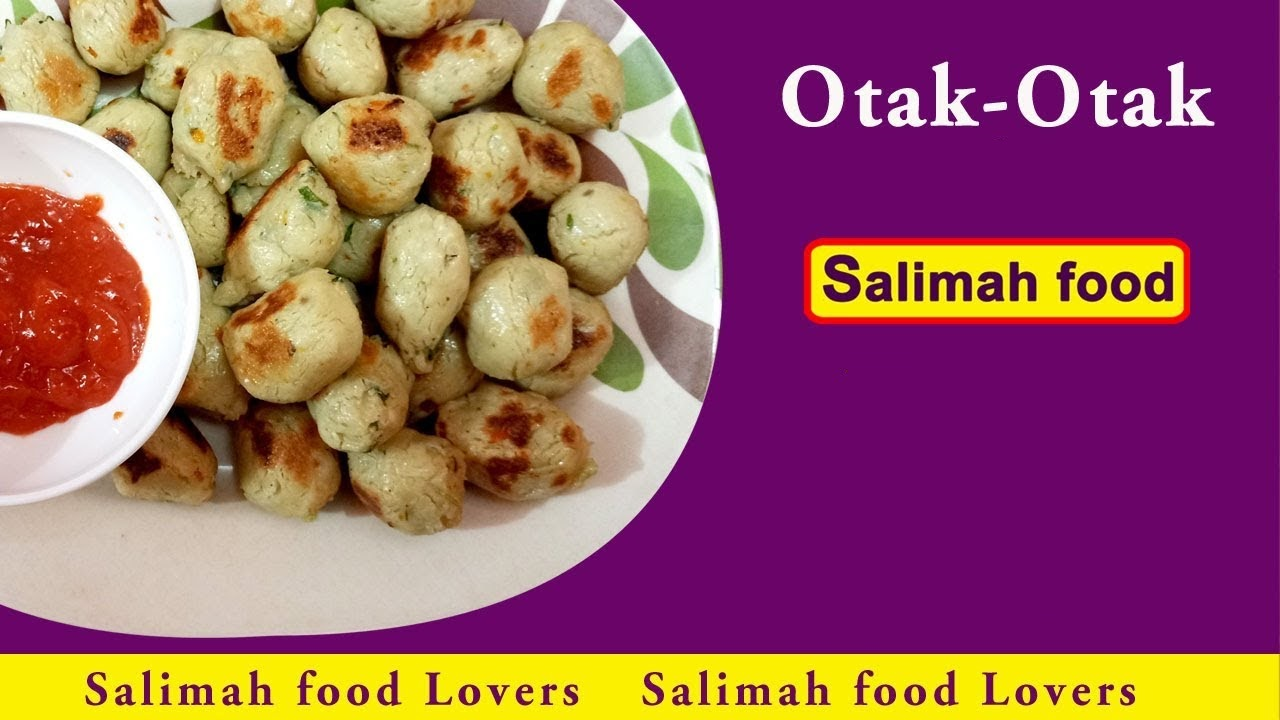 Otak-otak Ikan Salimah Food