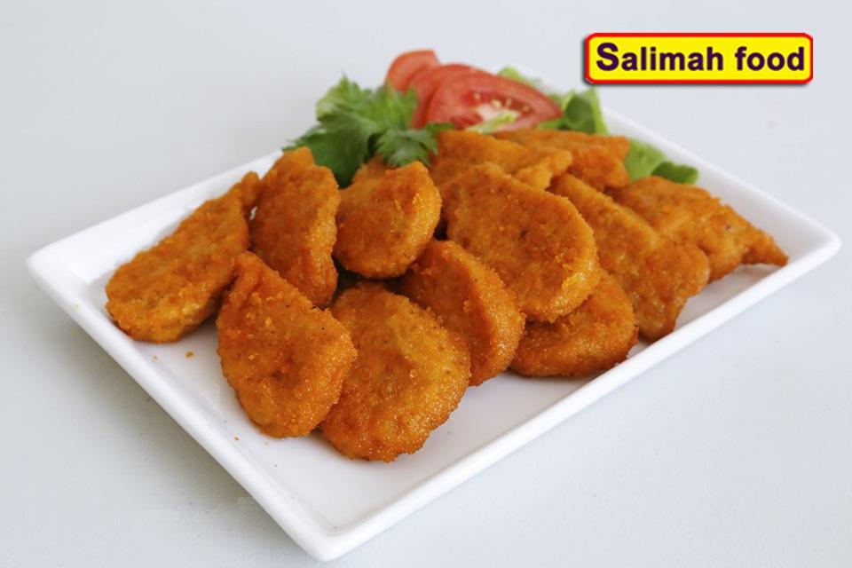 Resep Nugget Ikan Salimah