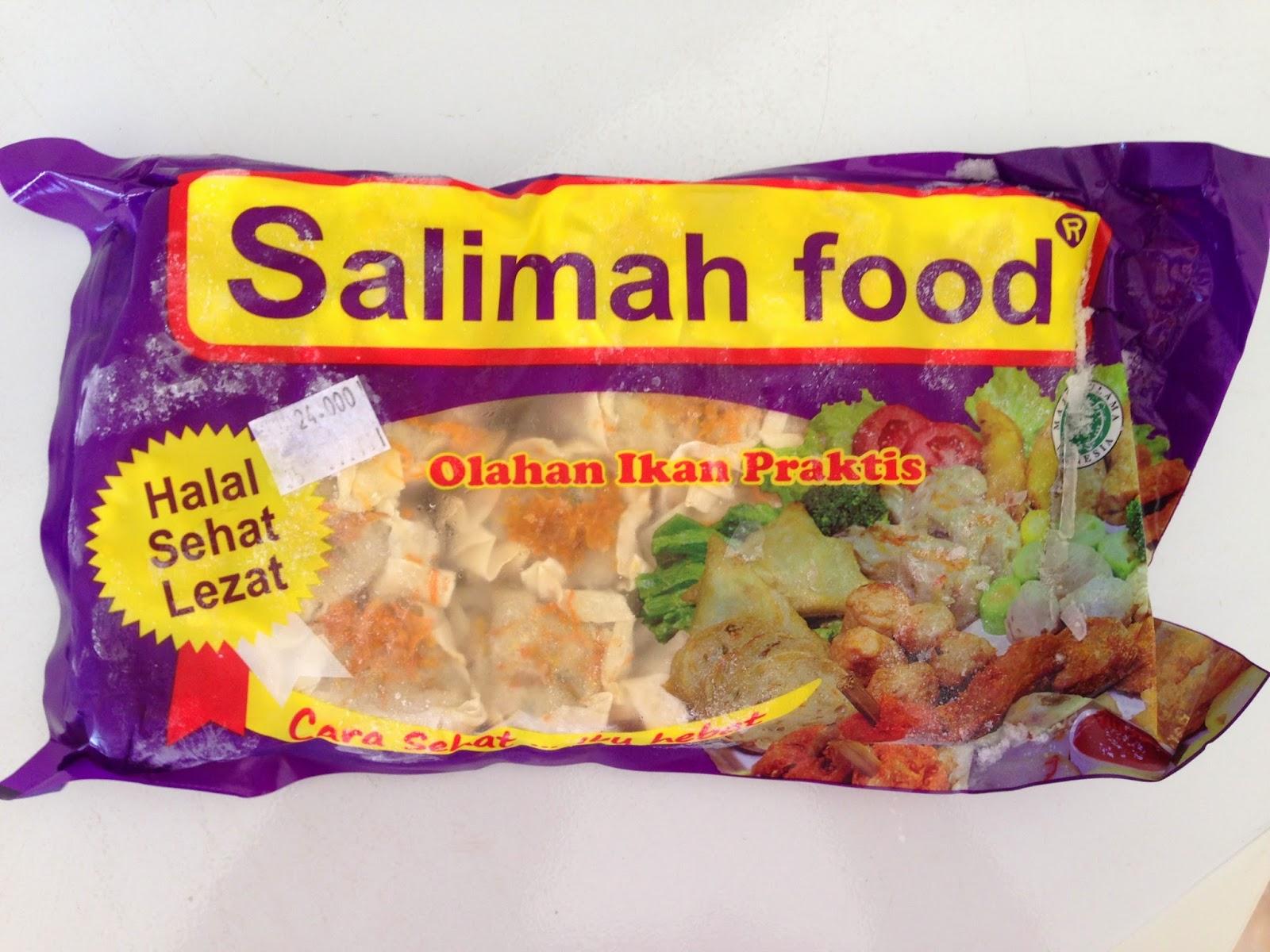 Siomay Ikan Salimah Food