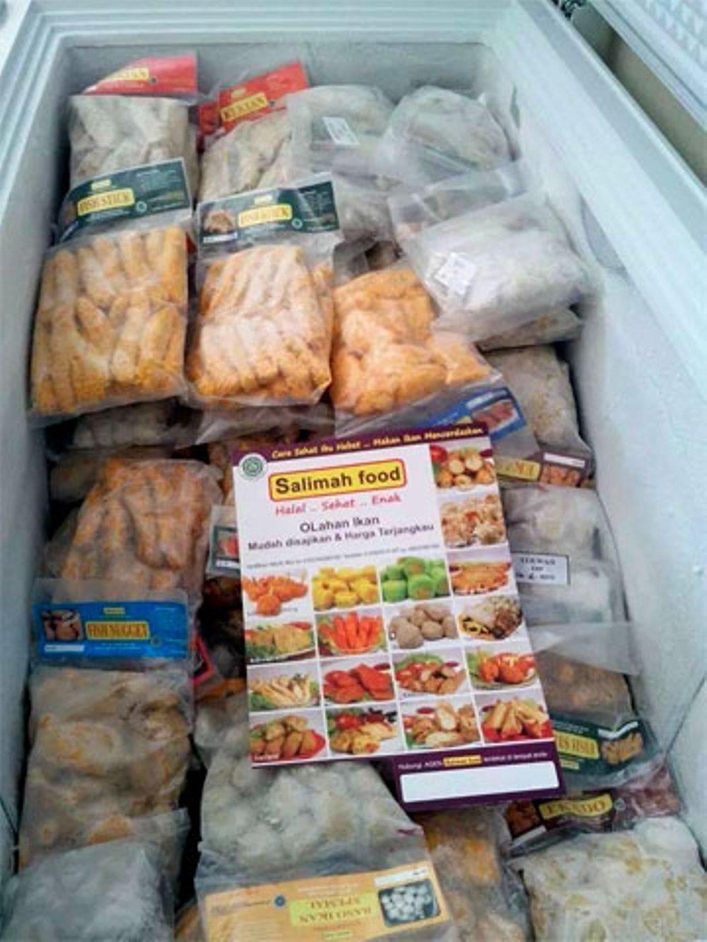 distributor nugget di bekasi