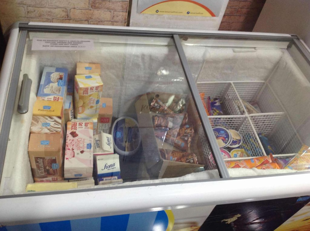 harga alat untuk frozen food
