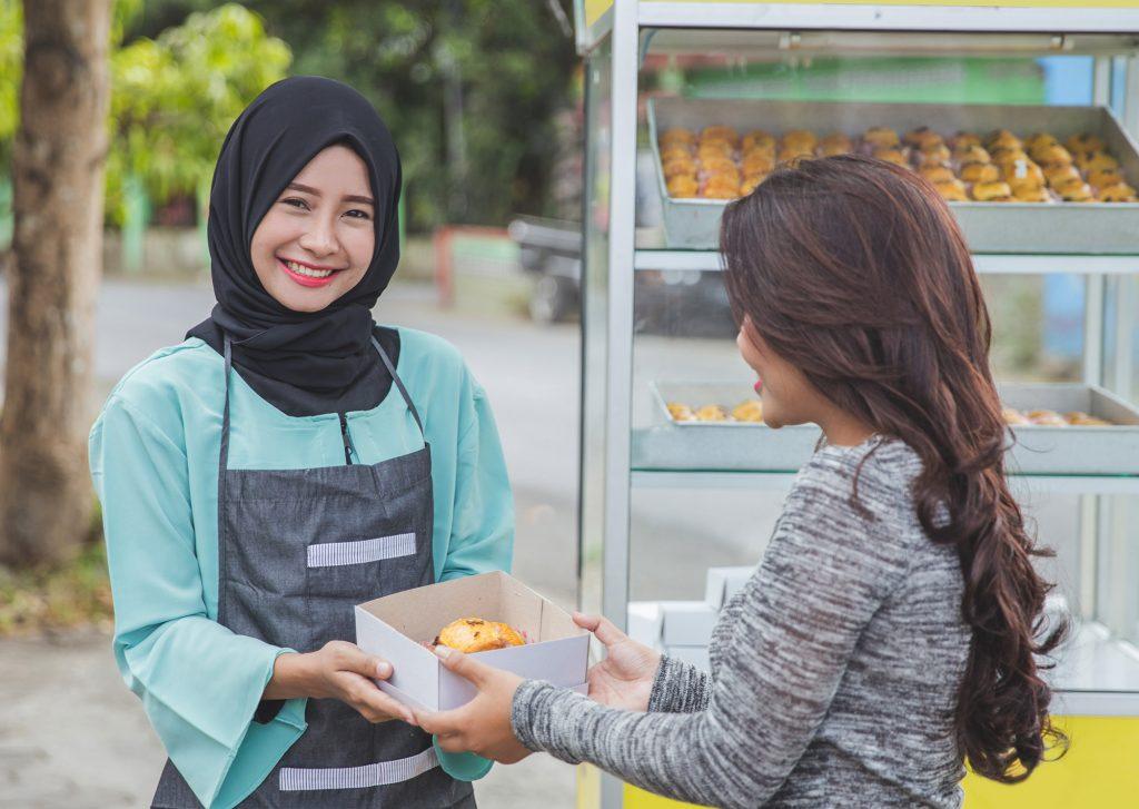 bagaimana cara mengembangkan usaha makanan