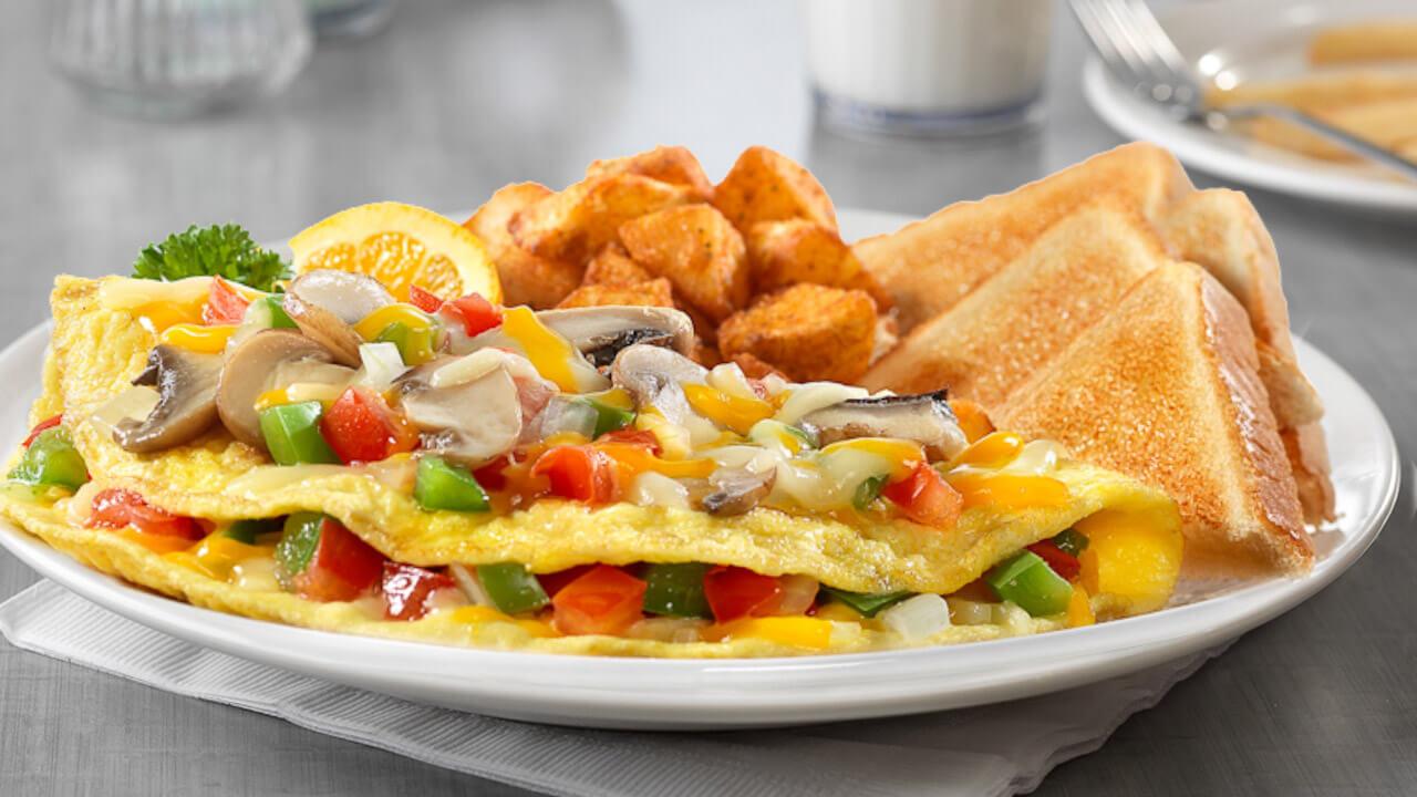 manfaat sarapan pagi dengan telur